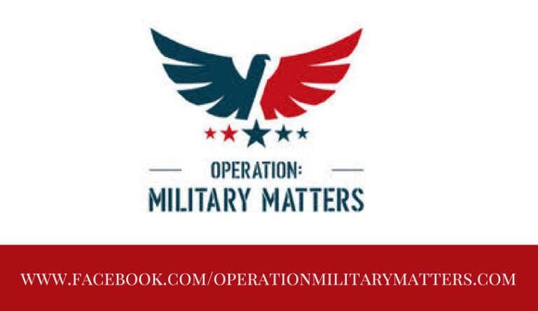 Operation Military Matters Missions Page